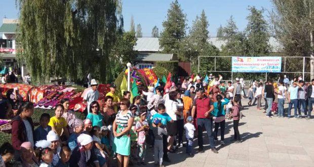 Кыргыз Республикасынын эгемендүүлүгүнө 27 жыл.