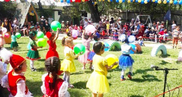 Балдарды коргоонун Эл аралык майрамы Өрүктү айыл аймагында…
