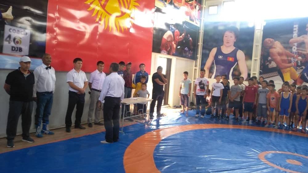 Кыргыз Республикасынын Эгемендүүлүгүнүн 28 жылдыгына карата…