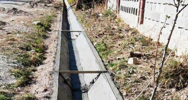 500 метрлик чарбалык арык заманбап түрдө жасалды.