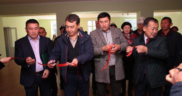 Кыргыз Республикасынын 2018-жыл аймактарды онуктуруу жылы деп жарыялаган жарлыгына карата Көк-Серек айыл өкмөтунун маалыматы